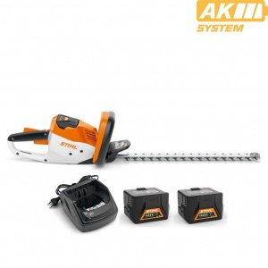 STIHL HSA 56 Cordless Hedge Trimmer Promo Kit