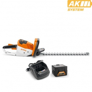 STIHL HSA 56 Cordless Hedge Trimmer Set