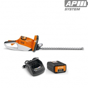 STIHL HSA 66 Cordless Hedge Trimmer Set (AL 101 Charger)