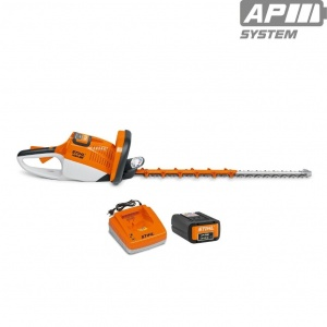 STIHL HSA 86 Cordless Hedge Trimmer Set (18 inch)