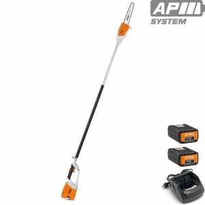STIHL HTA 65 Cordless Long-reach Pole Pruner Promo Kit