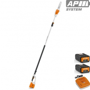 STIHL HTA 85 Cordless Long-reach Pole Pruner Promo Kit