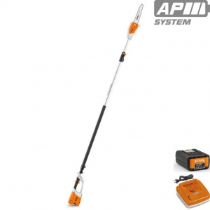 STIHL HTA 85 Cordless Long-reach Pole Pruner Set