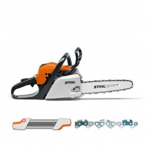 STIHL MS 181 16 Inch Petrol Chainsaw (with FREE accessories)