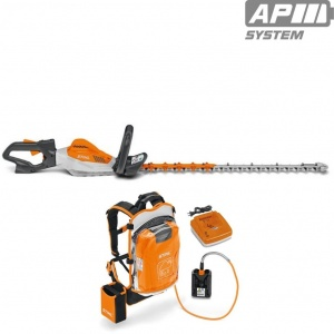 STIHL HSA 94 R 24 Inch Cordless Hedge Trimmer Set