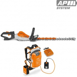 STIHL HSA 94 T 24 Inch Cordless Hedge Trimmer Set