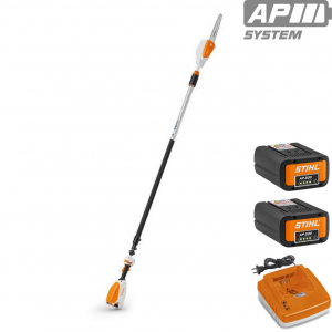 STIHL HTA 86 Cordless Long-reach Pole Saw Set