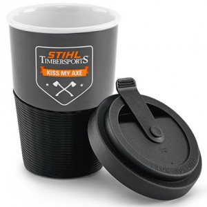 STIHL Kiss My Axe Coffee-to-go Cup