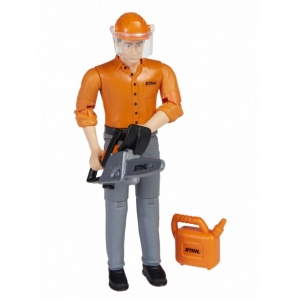 STIHL Forestry Worker Play Figure