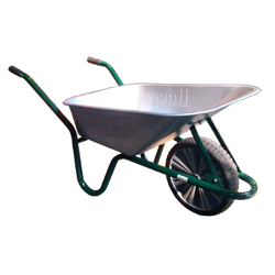 BELLE LIMEX 100L Capacity Wheelbarrow