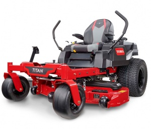 TORO X5450 Zero Turn Mower