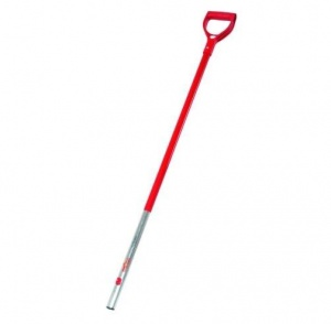 WOLF-GARTEN Multi-Change Aluminium D-Grip Handle (120 cm)
