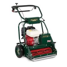 ALLETT  WESTMINSTER 20H Petrol Cylinder Lawn Mower