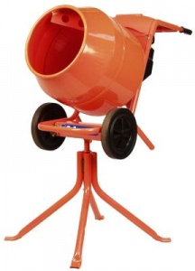 BELLE 150 MINI ELECTRIC 110 V Concrete Mixer