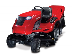 COUNTAX C50 Garden Tractor (With 38'' XRD Deck)