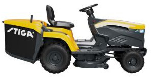 STIGA E-RIDE C500 Electric Ride-On Mower