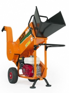 ELIET MINOR 4S GX200 Garden Shredder