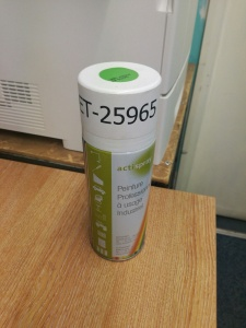Etesia green Paint 400ml Aerosol