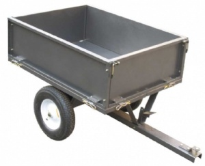 HANDY THGT500 Towed Steel Tipping Trailer
