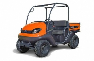 KUBOTA RTV400Ci Utility Vehicle