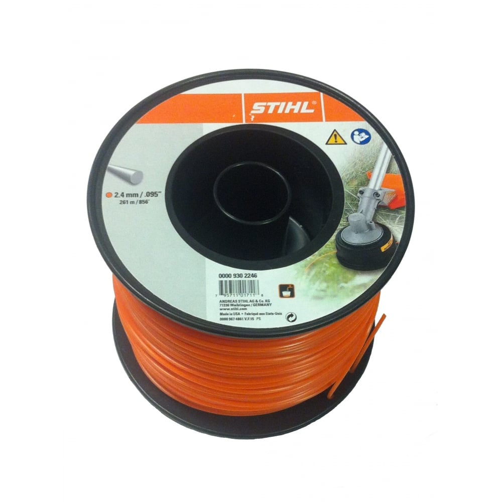 STIHL Round Mowing Line (2.4 mm x 261 m)