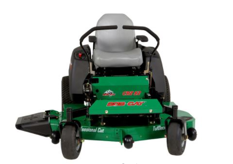 BOB-CAT CRZ Zero-Turn Lawn Mower
