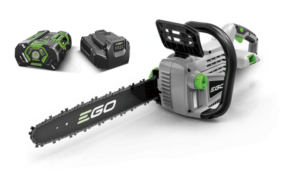 EGO CS1401E Cordless Chainsaw (Kit)