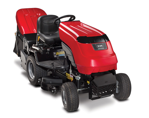 COUNTAX E36 Lawn Tractor (With 36'' XRD Deck)