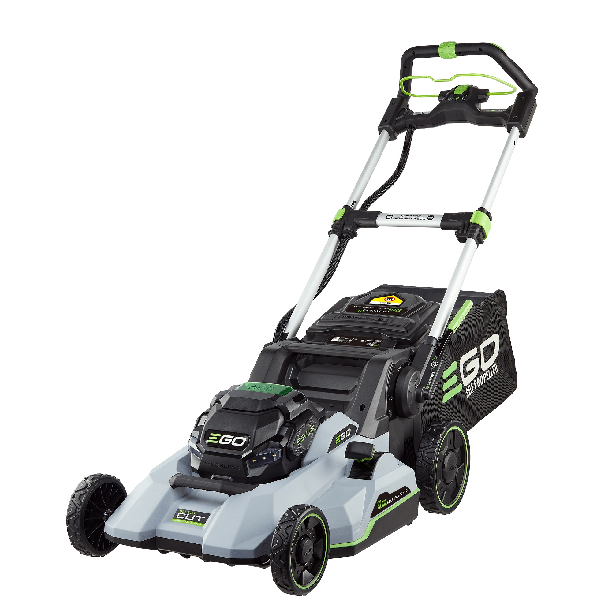 EGO LM2135E-SP Cordless Lawnmower Kit