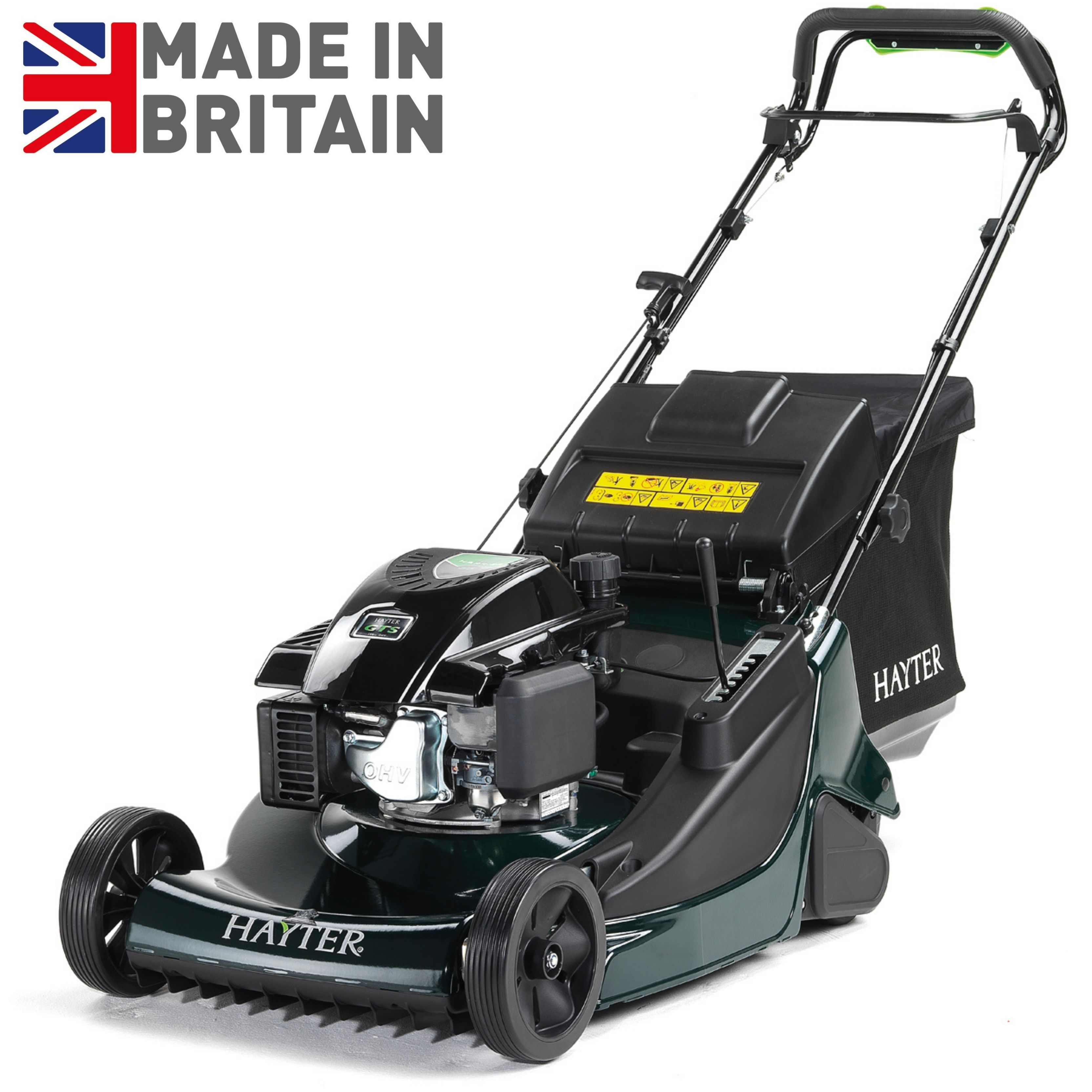 HAYTER Harrier 56 Petrol Lawnmower (Model 575A)