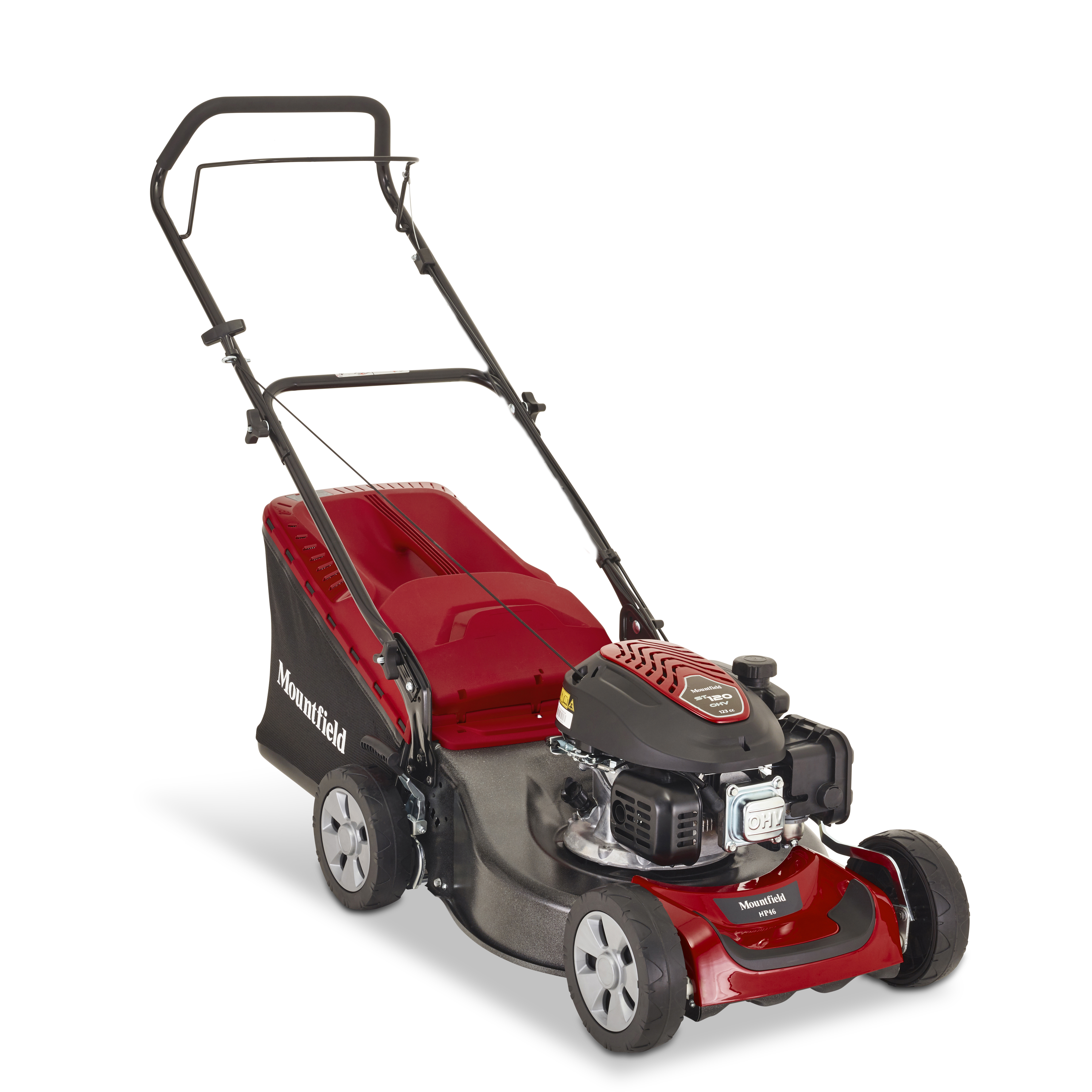 MOUNTFIELD HP46 Petrol Lawnmower