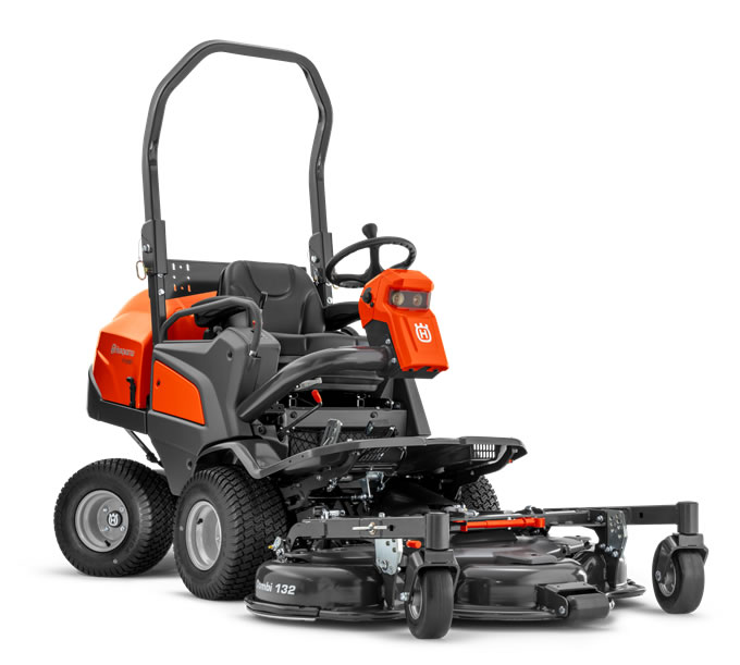 HUSQVARNA P 520D Ride-On Lawn Mower