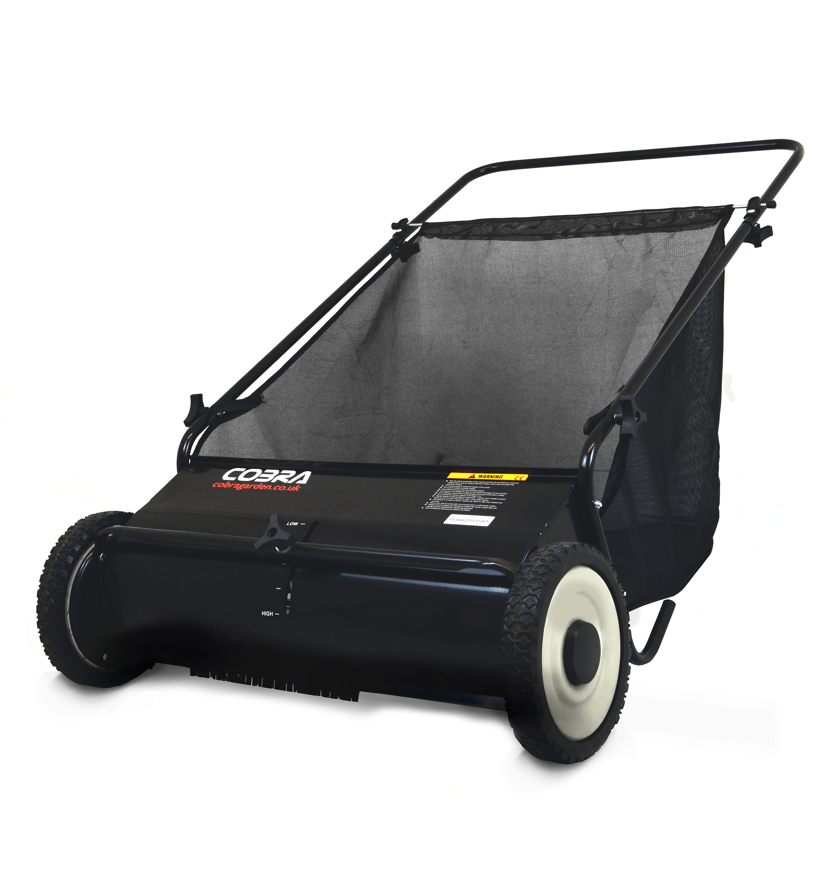 COBRA PLS66 Push Lawn Sweeper