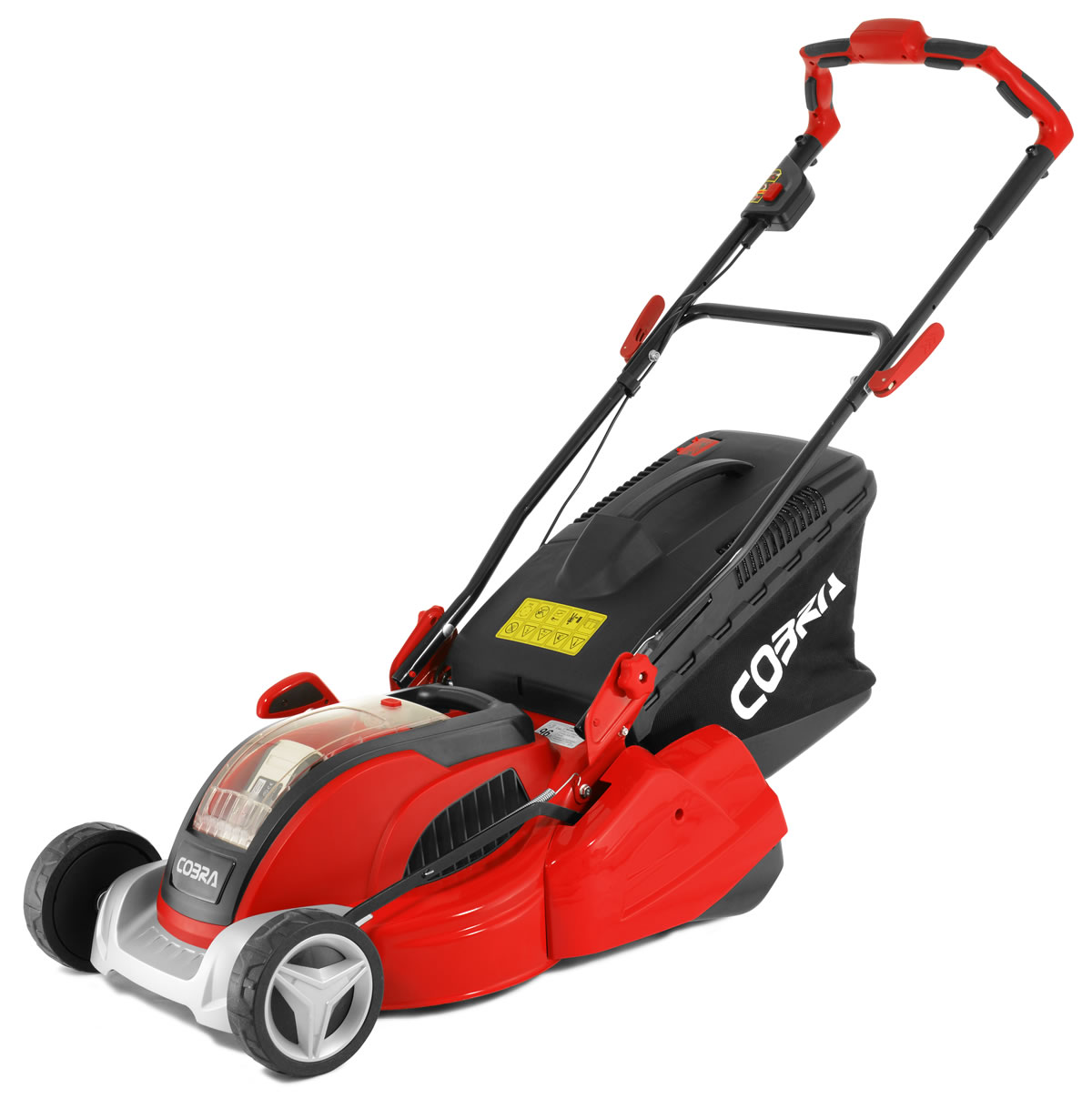 Cobra RM4140V Li-ion Lawnmower