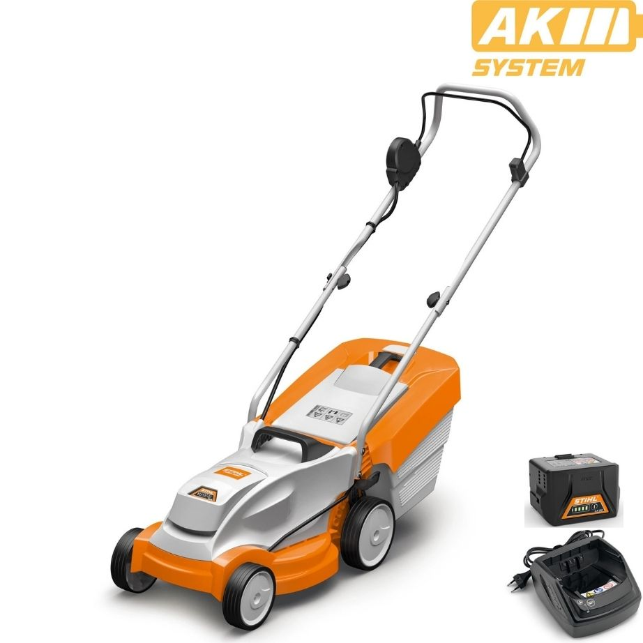 STIHL RMA 235 Battery Lawn Mower Set