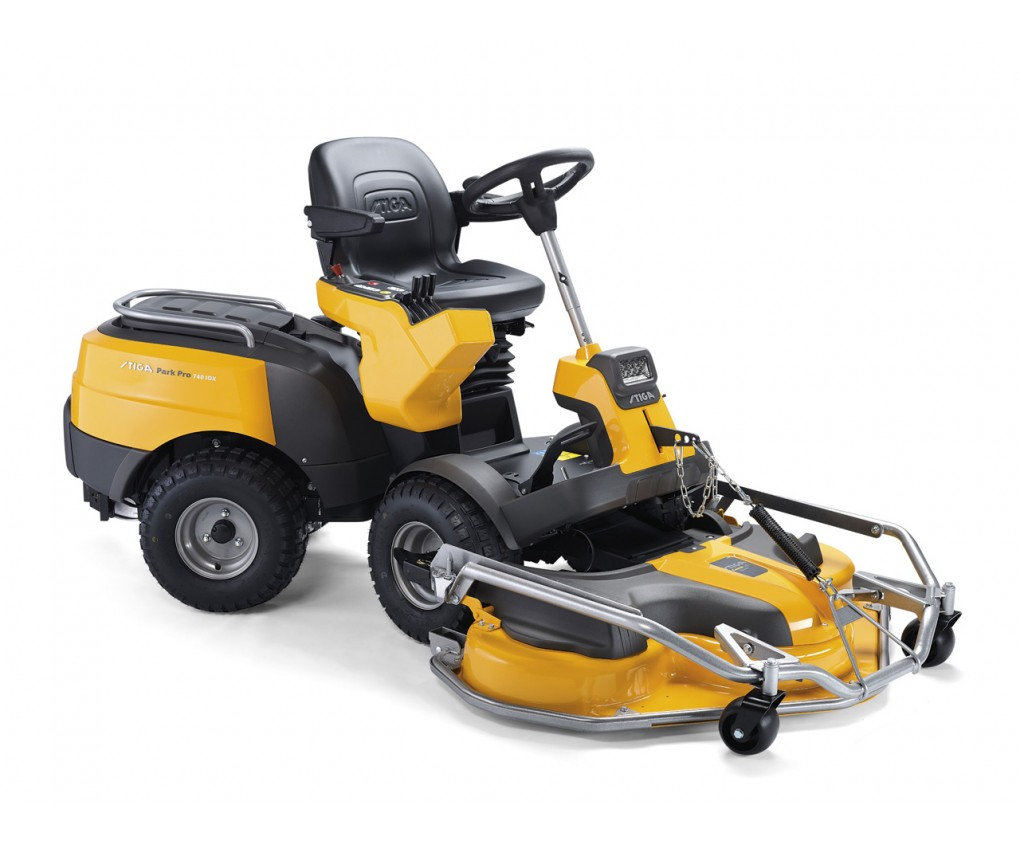 STIGA PARK PRO 740 IOX Ride-On Mower
