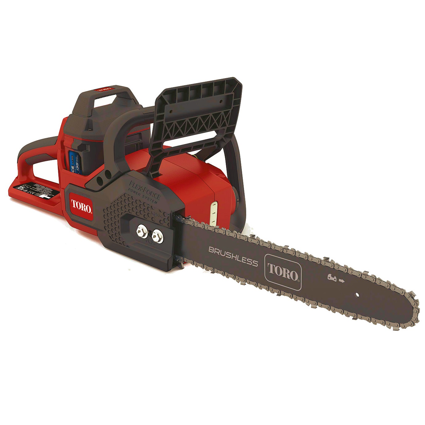 TORO FLEX-FORCE Cordless Chainsaw Shell Only