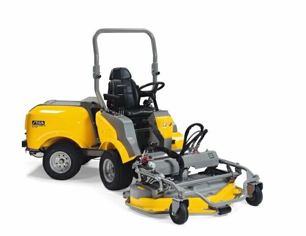STIGA TITAN 540D Ride-On Lawn Mower