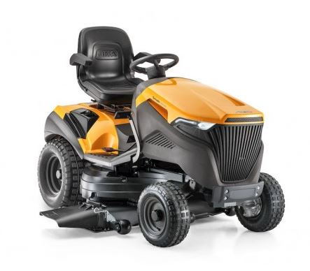 STIGA TORNADO 7118 HWS Ride-On Mower