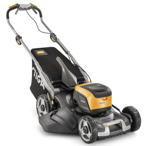 STIGA TWINCLIP 50 SQ DAE Cordless Lawn Mower (Shell Only)