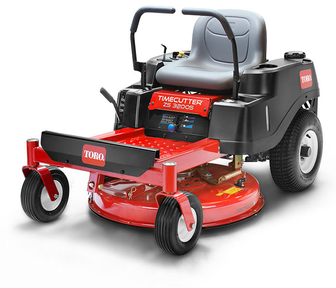 TORO ZW 3200s Zero Turn Ride-On Mower
