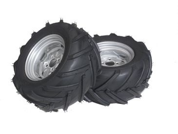 COUNTAX  Chevron Tyres 23 inches