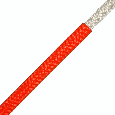 ENGLISH BRAIDS ALLIANCE Rigging Line (Orange) 50m x 12mm