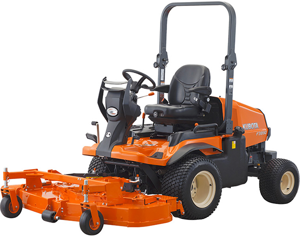 KUBOTA F3890 Out-Front Mower