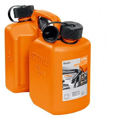 STIHL Combination Fuel / Oil Canister (Orange)