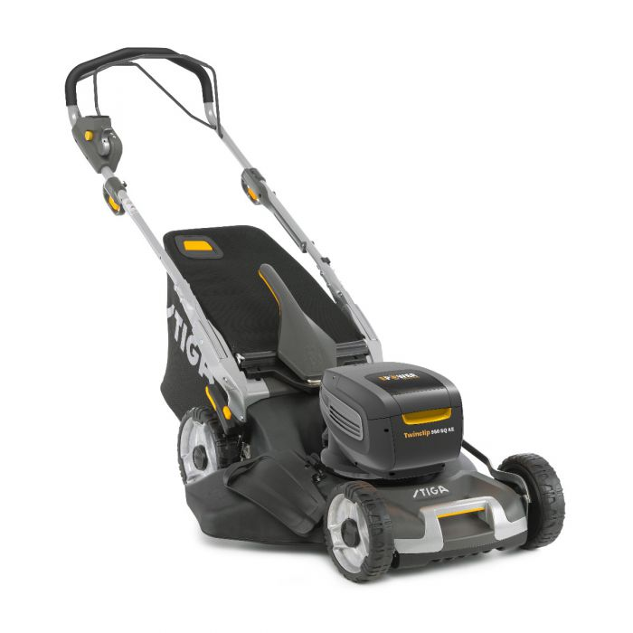 TWINCLIP 950 SQ AE Cordless Lawn Mower (Shell Only)