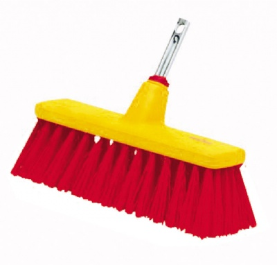 WOLF-GARTEN Multi-Change Yard Broom