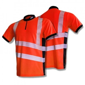 STEIN X25 Orange Ventout Work Shirt