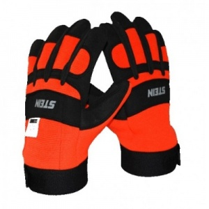 STEIN Leather Chainsaw Gloves